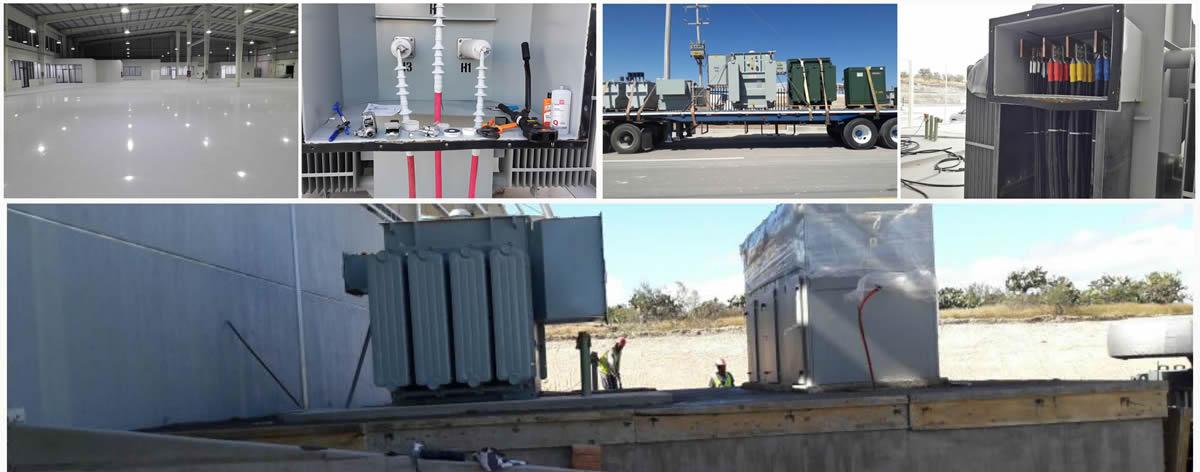 Electrica industrial_proyectos integrales electricos